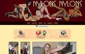 Visit Nylons Nylons
