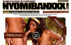 Visit Nyomi Banxxx