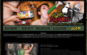 Visit Object Freaks