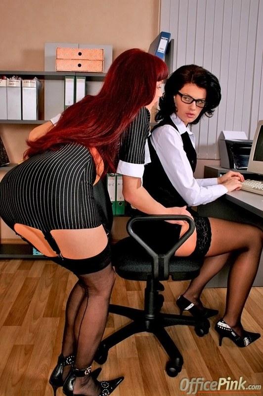 Office Pink / Caroline