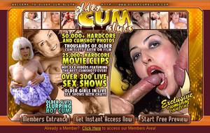 Visit Older Cum Sluts