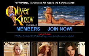 Visit Oliver`s Girls