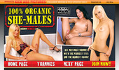 Visit Organic Shemales