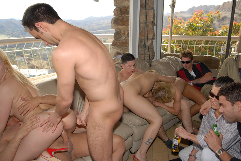 Really. first time orgy amateur opinion