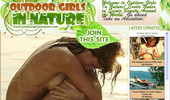 Visit Outdoor Girls In Nature