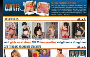 Visit Panties Next Door