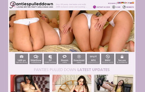 Visit Panties Pulled Down