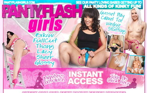 Visit Panty Flash Girls