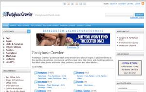 Visit Pantyhose Crawler