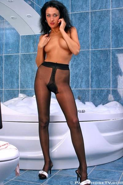 Tv Pantyhose Here 63