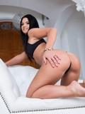 Mouth-watering leggy heartbreaker Kara loses her bikini and gets gangbanged