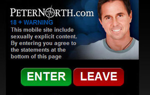 Visit Peter North Mobile