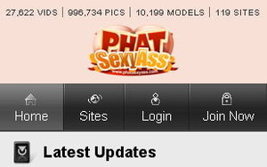 Visit Phat Sexy Ass Mobile