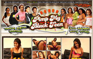 Visit Pimp My Black Teen