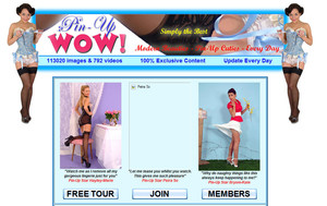 Visit Pin-up Wow