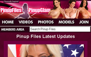 Visit Pinup Files Mobile