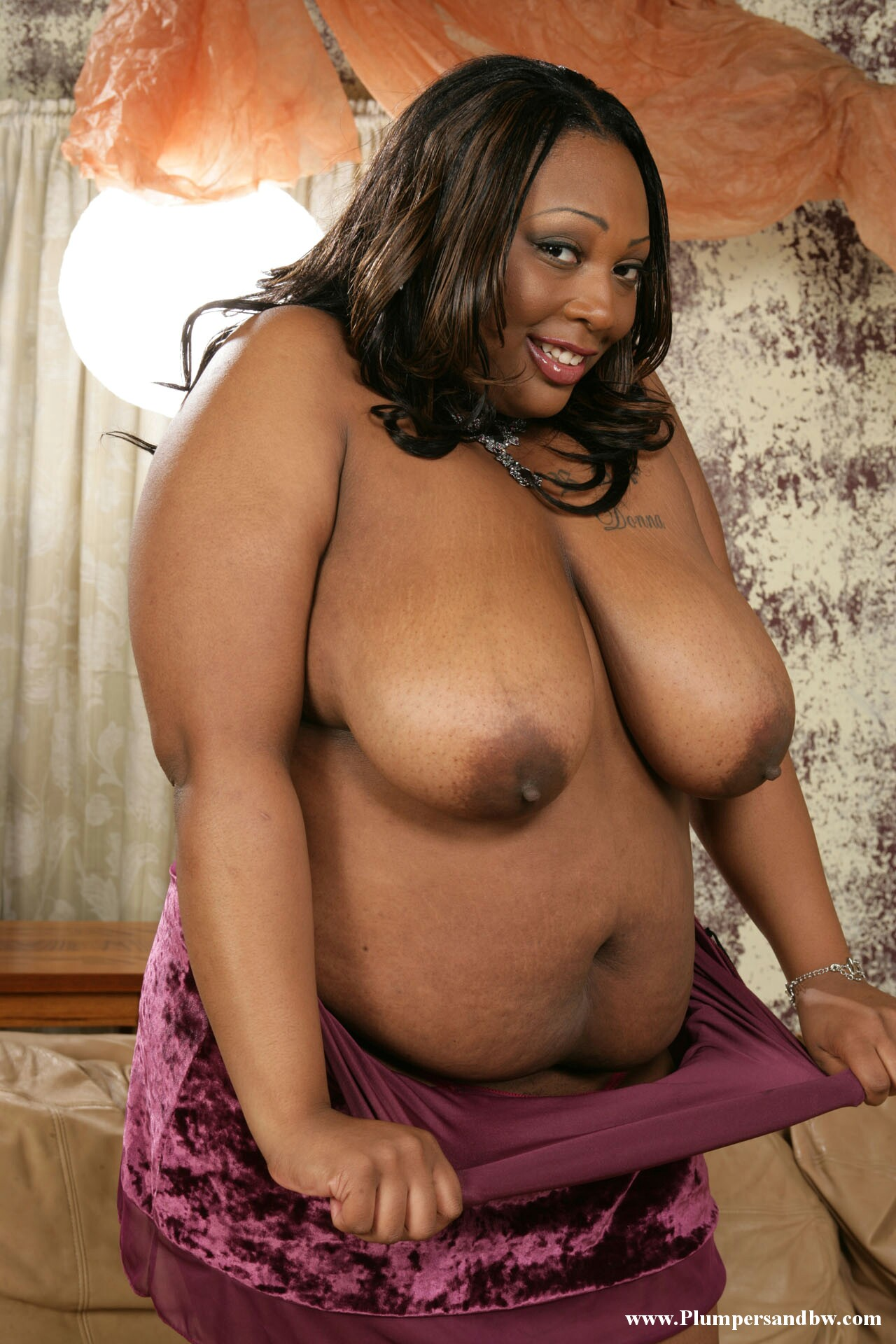 Black Fattie Essence With Juiciest Boobies And Wonderful-1434