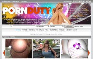 Visit Porn Duty