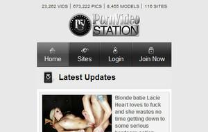 Visit Porn Video Station Mobile