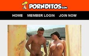 Visit Pornditos Mobile