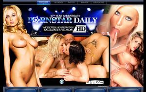 Visit Pornstar Daily