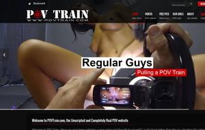 Pulling Train Porn