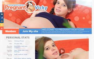 Visit Pregnant Vicky