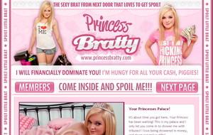 Visit Princess Bratty