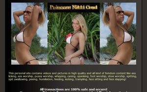 Visit Princess Nikki Cruel
