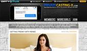 Visit Private Casting X