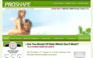 Visit Pro Shape RX