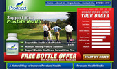 Visit Prostacet (Prostate Health Supplement)