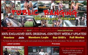 Visit Public Banging
