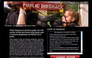 Visit Public Disgrace