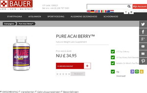 Visit Pure Acai Berry