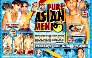 Visit Pure Asian Men