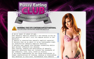 Visit Pussy Eating Club