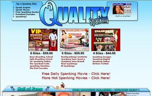 Visit Quality Spanking