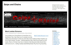Visit Quips and Chains