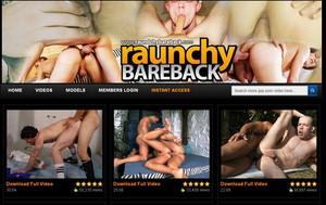 Visit Raunchy Bareback