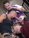 Horny as hell gay men drill tight asses of their buddies deep, hard and rough