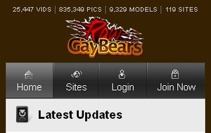 Visit Raw Gay Bears Mobile