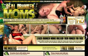 Visit Real Drunken Moms