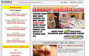 Visit Real Spankings