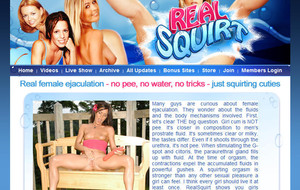 Visit Real Squirt