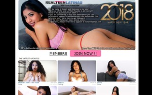 Visit Real Teen Latinas