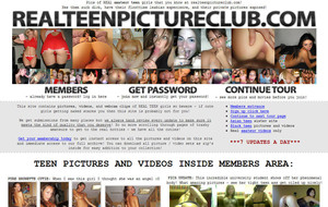 Visit Real Teen Picture Club