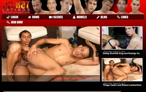 Visit Red Hot Latinos