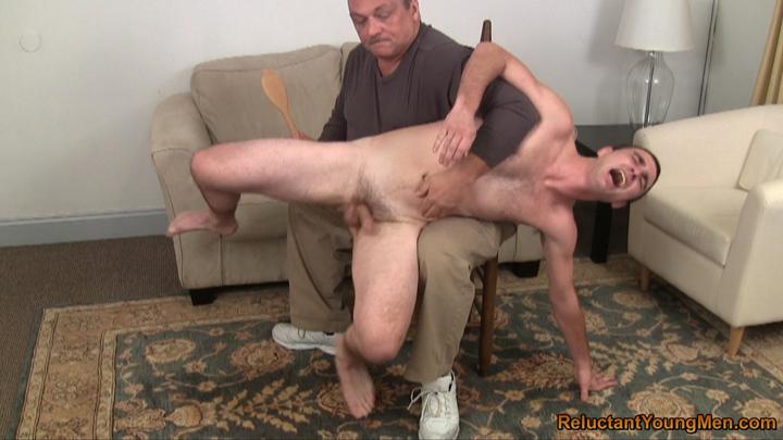 Final, male to male spank