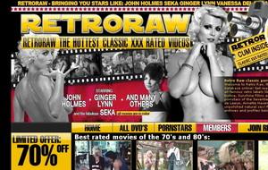 Visit Retro Raw